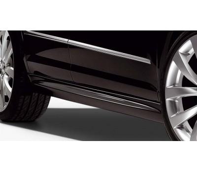 Накладки на пороги для Passat B6, Volkswagen CC