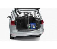 Разделяющая решётка багажника для Sharan 5-ти местный