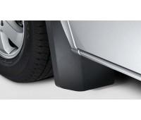 Брызговики задние для Crafter с двойными колесами