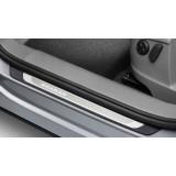 Декоративные накладки на пороги для Golf GTI (A7) (2013-2017)