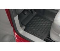 Резиновый коврик водителя для Caddy