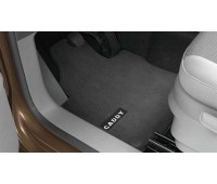 Текстильные коврики Premium передние для Caddy