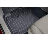 Резиновые коврики 4 шт. для Golf 7 Sportsvan