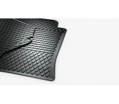 Резиновые коврики 4 шт. для Tiguan