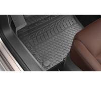 Резиновые коврики Reifenprofil-Design передние для Tiguan