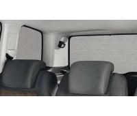 Солнцезащитные шторки багажника малых боковых окон и заднего стекла для Touran