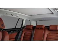 Солнцезащитные шторки для боковых стекол задних дверей, малых боковых и заднего стекла для Golf 7
