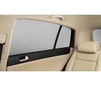 Солнцезащитные шторки для боковых стекол задних дверей для Golf 6 Plus