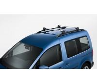 Багажные дуги для Caddy c рейлингами крыши