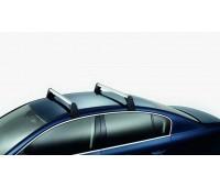 Багажные дуги для Passat B7 без рейлингов крыши