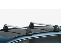 Багажные дуги для Passat B8 c рейлингами крыши