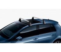 Багажные дуги для Golf 7 4-ох дверный без рейлингов крыши