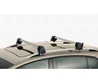 Багажные дуги для Golf 6 c рейлингами крыши
