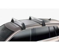 Багажные дуги для Tiguan без рейлингов крыши