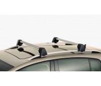 Багажные дуги для Tiguan c рейлингами крыши