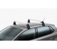 Багажные дуги для Polo 4-ох дверный без рейлингов крыши
