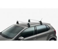 Багажные дуги для Polo 2-ох дверный без рейлингов крыши